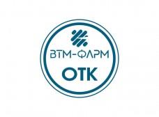 Образец штампа ОТК с лого