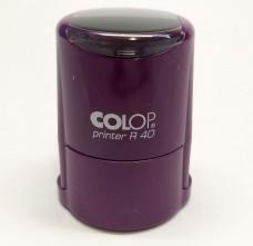 Оснастка Colop R-40 /диаметр 40 мм/